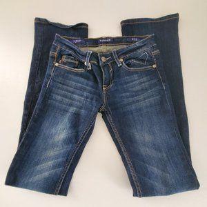 VIGOSS Jeans The New York Boot Cut Size 24x33 Dark